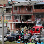 Colombia:Explosión en fábrica de mechas de pólvora deja 4 muertos y 20 heridos (VIDEO)