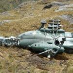 Dos muertos y dos heridos en accidente de helicóptero militar en el norte