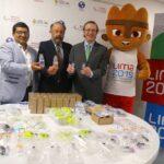 Lima 2019 presentó Kits Antidopaje para Panamericanos y Parapanamericanos