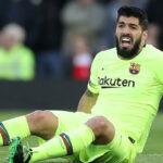 Copa del Rey: Suárez justifica operación que le obligó a perderse la final