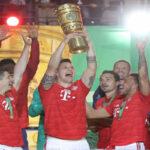 Copa de Alemania: Bayern Múnich cierra la temporada goleando por 3-0 al Leipzig