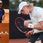 Masters 1000 Roma: Shapovalov enfrentará a Djokovic y Verdasco a Thiem