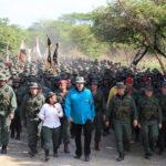 Venezuela: Mensaje de Guaidó no llega a los cuarteles en jornada que los visita Maduro