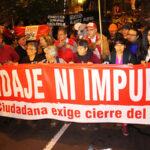 Ciudadanía marcha por las calles a favor de reforma política