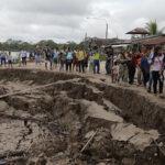 Sismo: COEN reporta un muerto, 205 familias damnificadas y otras 238 afectadas