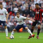 Premier League: Tottenham cae ante el Bournemouth y Wolves gana al Fulham