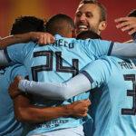 Sporting Cristal goleó 3-0 a Unión Española en Chile por Copa Sudamericana (Videos)