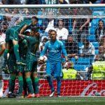 Con derrota por 0 a 2 Real Madrid cierra temporada para el olvido