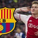 Matthijs de Ligt será nuevo jugador del Barcelona