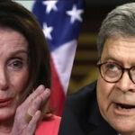 EEUU: Demócratas dan el primer paso para acusar de desacato al fiscal general William Barr (VIDEO)