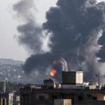 Bebé palestina y su madre mueren en bombardeos israelíes en Gaza