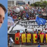 """Brasil: Bolsonaro tildó de """"idiotas útiles"""" a universitarios que reclaman contra los recortes (VIDEO)"""