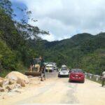 Sismo en Loreto: Recuperan transitabilidad en carretera IIRSA Norte