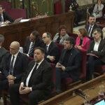 España:Tribunal Supremo rechaza suspender el juicio y liberar a catalanes presos electos