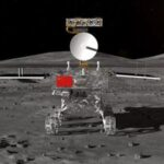 La sonda china Chang'e 4 revela misterios del suelo del lado oculto de la Luna