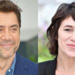 Javier Bardem abrirá el Festival de Cannes junto a Charlotte Gainsbourg