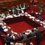 Constitución rechazó proyecto sobre inmunidad parlamentaria