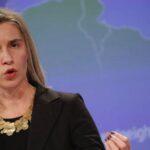 La UE dice que aplicación de ley Helms-Burton debilita relación con EEUU