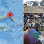 Un terremoto de magnitud 7.5 sacude el este de Papúa Nueva Guinea