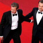 Leonardo DiCaprio y Brad Pitt, duelo de guapos en alfombra roja de Cannes (videos)