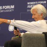 Lagarde alerta aumento de la violencia doméstica y de los feminicidios