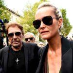 El polémico testamento del cantante Johnny Hallyday se juzgará en Francia