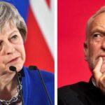 """May pide a Corbyn que ceda y apoye el acuerdo del """"brexit"""""""