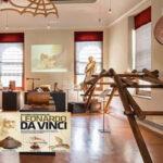México: Exposición permitirá conocer el universo inventor de Leonardo Da Vinci