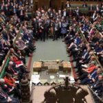 """El """"brexit"""" provoca el curso parlamentario británico más largo en 350 años"""
