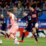 Eibar y Barcelona empataron 2 a 2 en el cierre de la liga española