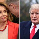 """Trump dice que Pelosi está """"loca"""" y no entiende el acuerdo comercial T-MEC"""
