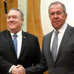 Pompeo aseguró aLavrov que EEUU no quiere guerra con Irán y pidió no apoyar a Venezuela (VIDEO)