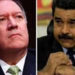 """Mike Pompeo admite que Maduro """"aún manda"""" en Venezuela,""""pero nopuede gobernar"""""""