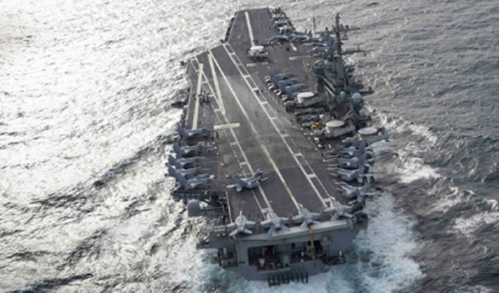 Hay misiles cargados en barcos civiles iraníes — Estados Unidos
