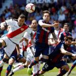 Liga Santander: Rayo Vallecano se hunde frente al Levante con goleada de 4-1
