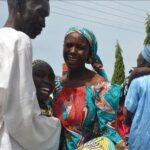 Rescatan a más de 50 mujeres y niños secuestrados por Boko Haram