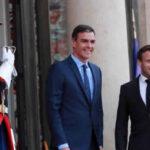 Francia: Macron recibe a Sánchez para impulsar alianza franco española contra ultraderecha (VIDEO)