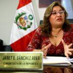 Janet Sánchez: Jamás habría permitido chantaje de Fuerza Popular