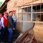 San Martín: Enviarán viviendas de emergencia para damnificados por sismo