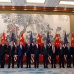 China y EEUU comienzan otra ronda negociadora para evitar guerra comercial