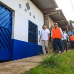 Loreto: Gobierno distribuye 1,148 kg de alimentos a damnificados por sismo