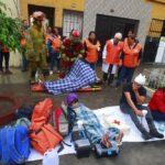 """""""Terremoto"""" de magnitud 8 dejó más de 41 mil """"muertos"""" en Lima (VIDEOS)"""