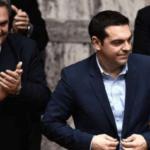 Tsipras saca pecho de cara a europeas y obtiene confianza del Parlamento