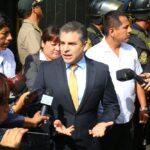 Declaraciones de Villarán no cambian pedido de prisión preventiva