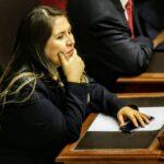 Nuevo Perú solicita se anulen beneficios a congresista Yeni Vilcatoma