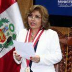 Congreso: Comisión de Justicia reprograma para el 9 citación a la fiscal de la Nación