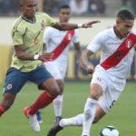 Colombia vence 3-0 a Perú a una semana del inicio de la Copa América