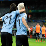 Copa América. Uruguay muestra su poder goleador con 4-0 a Ecuador por el Grupo C
