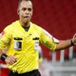 Arbitro brasileño Wilton Sampaio para el Perú vs Uruguay en cuartos de final