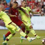 Venezuela goleó 3-0 a Estados Unidos y queda lista para jugar la Copa América